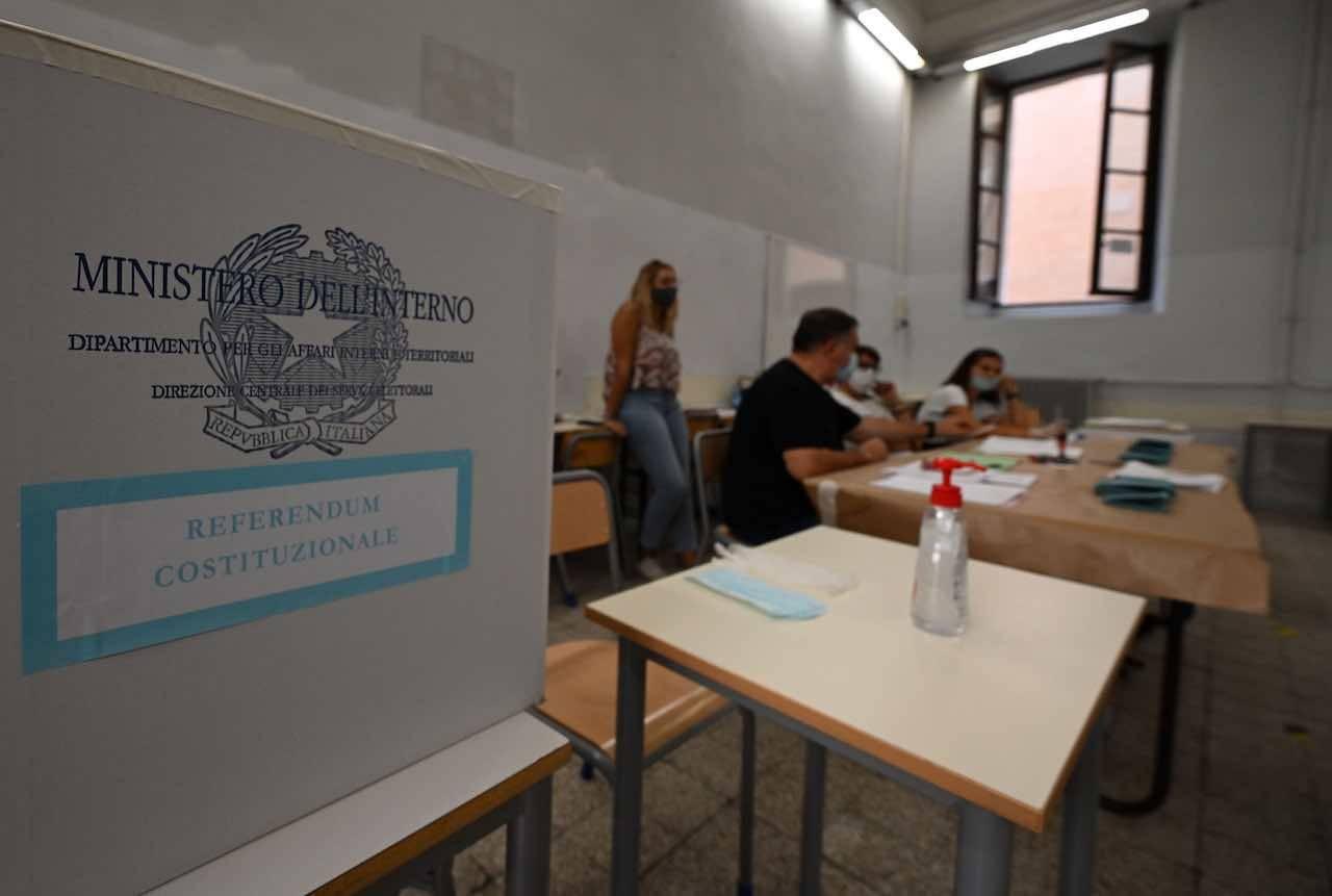 Elezioni, i dati in Italia dopo il primo giorno (Getty Images)
