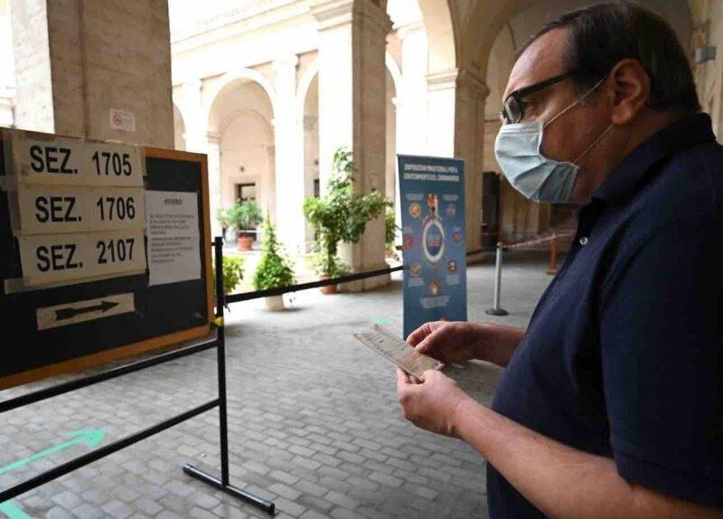 Elezioni, le percentuali di votanti in attesa dello spoglio (Getty Images)