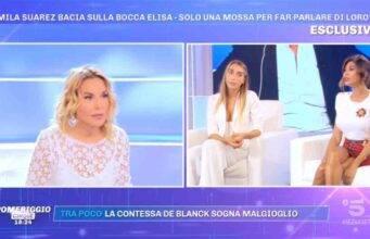 Elisa De Panicis e Mila Suarez si sono fidanzate