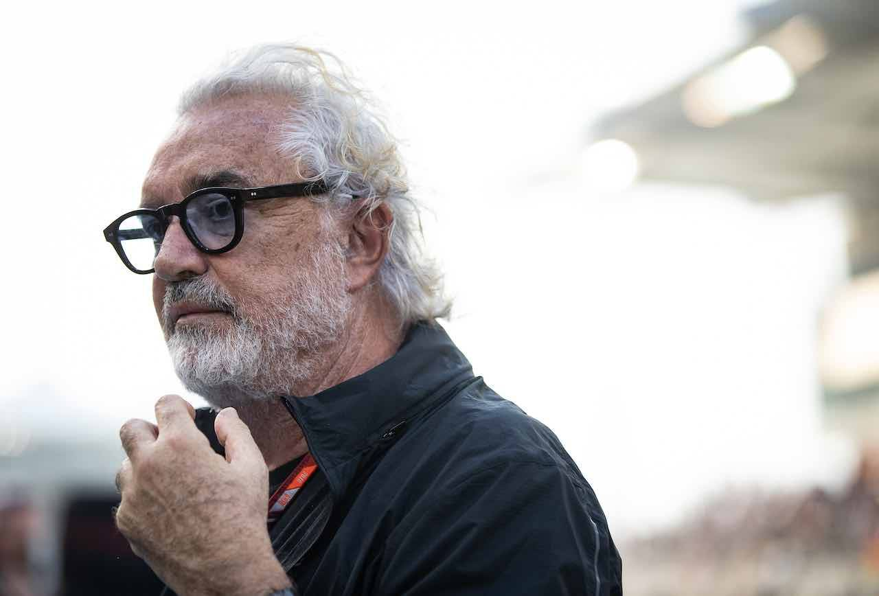 Flavio Briatore guarito dal COVID-19 (Getty Images)