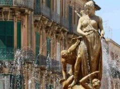 Fontana di Diana Siracusa