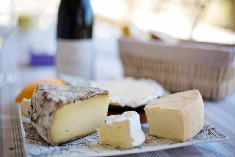 Come riconoscere formaggi freschi