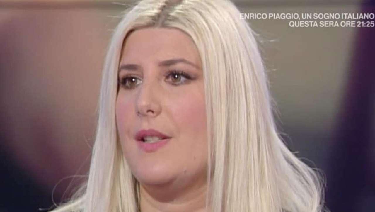 Giada De Blanck difende Patrizia De Blanck