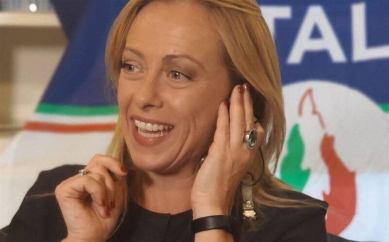Giorgia Meloni pungola il Governo Draghi sulla parità di genere (Instagram)