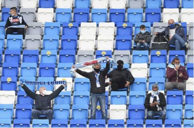 Il ritorno dei tifosi allo stadio nei diversi Paesi (Getty Images)