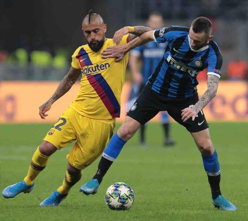 Inter, Vidal si avvicina. La moglie Sonia esalta i tifosi (Getty Images)