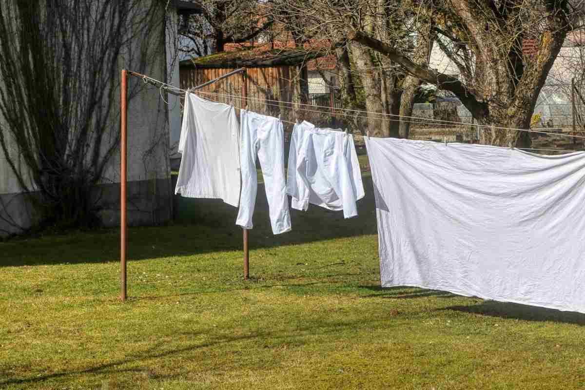 Errori da evitare quando si fa il bucato