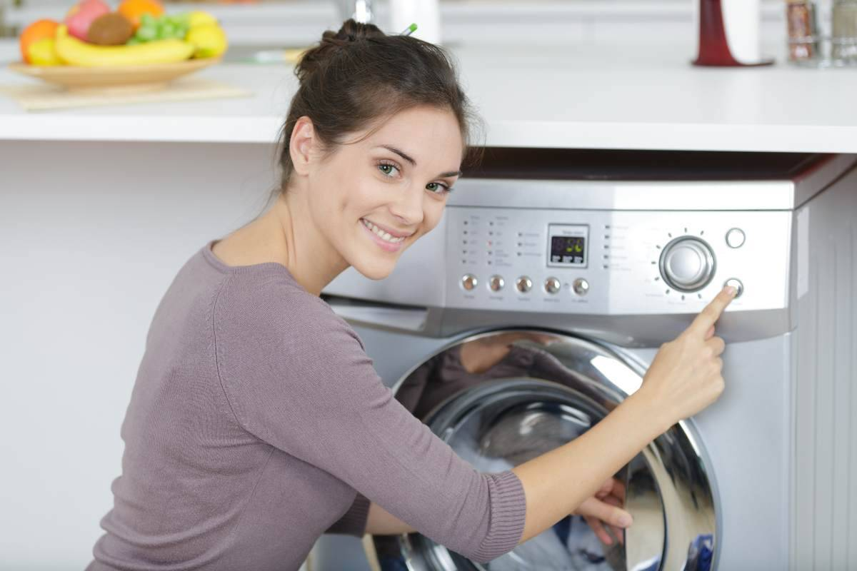 Come risparmiare energia lavatrice