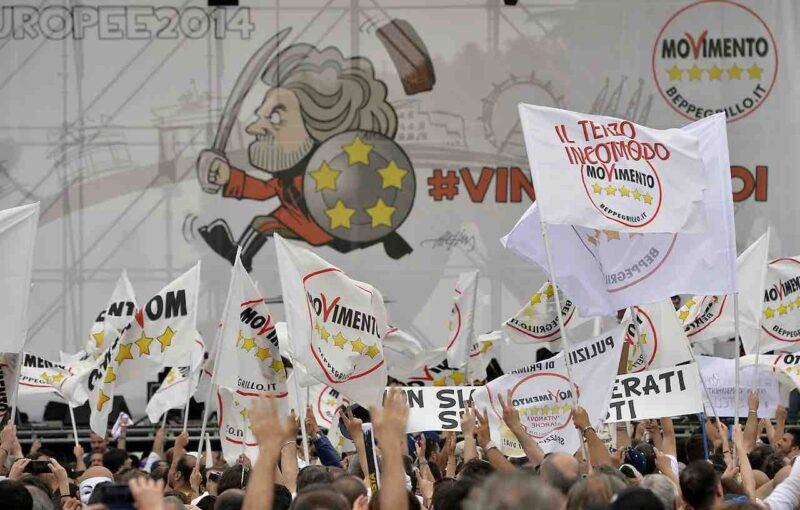M5S, Rizzone espulso dal Movimento (Getty Images)