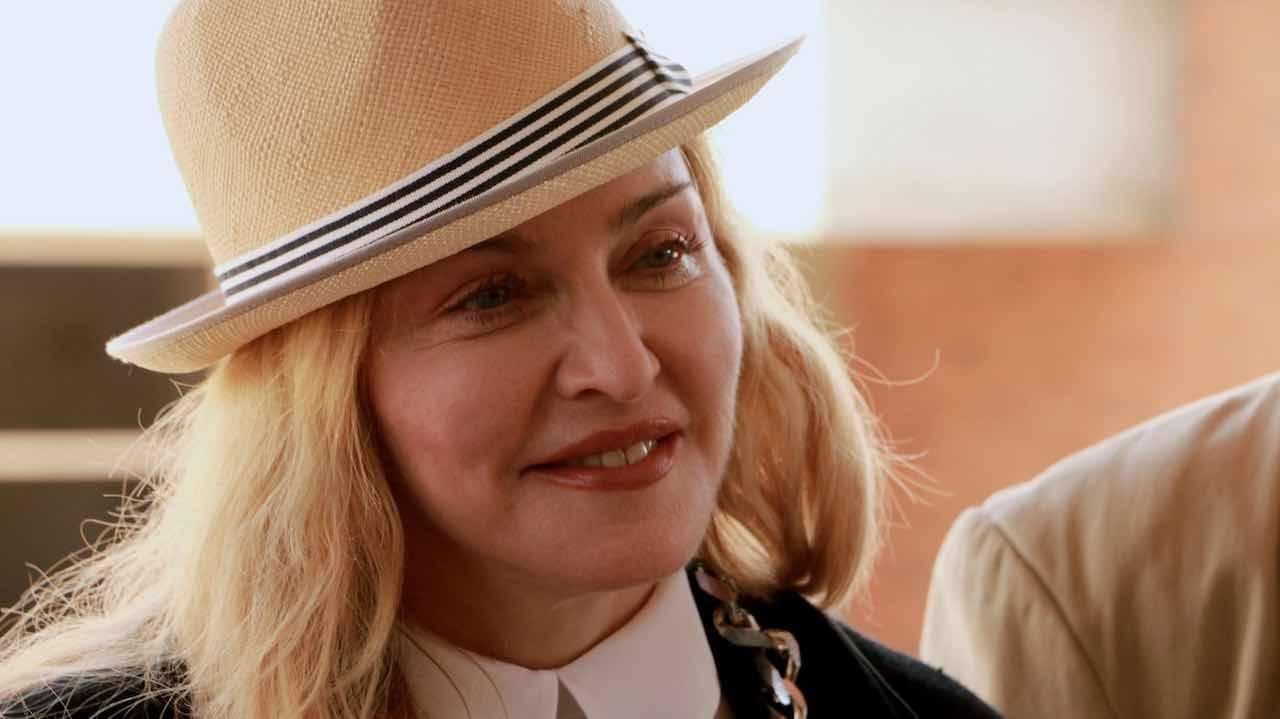 Madonna dirigerà un biopic su di lei (Getty Images)