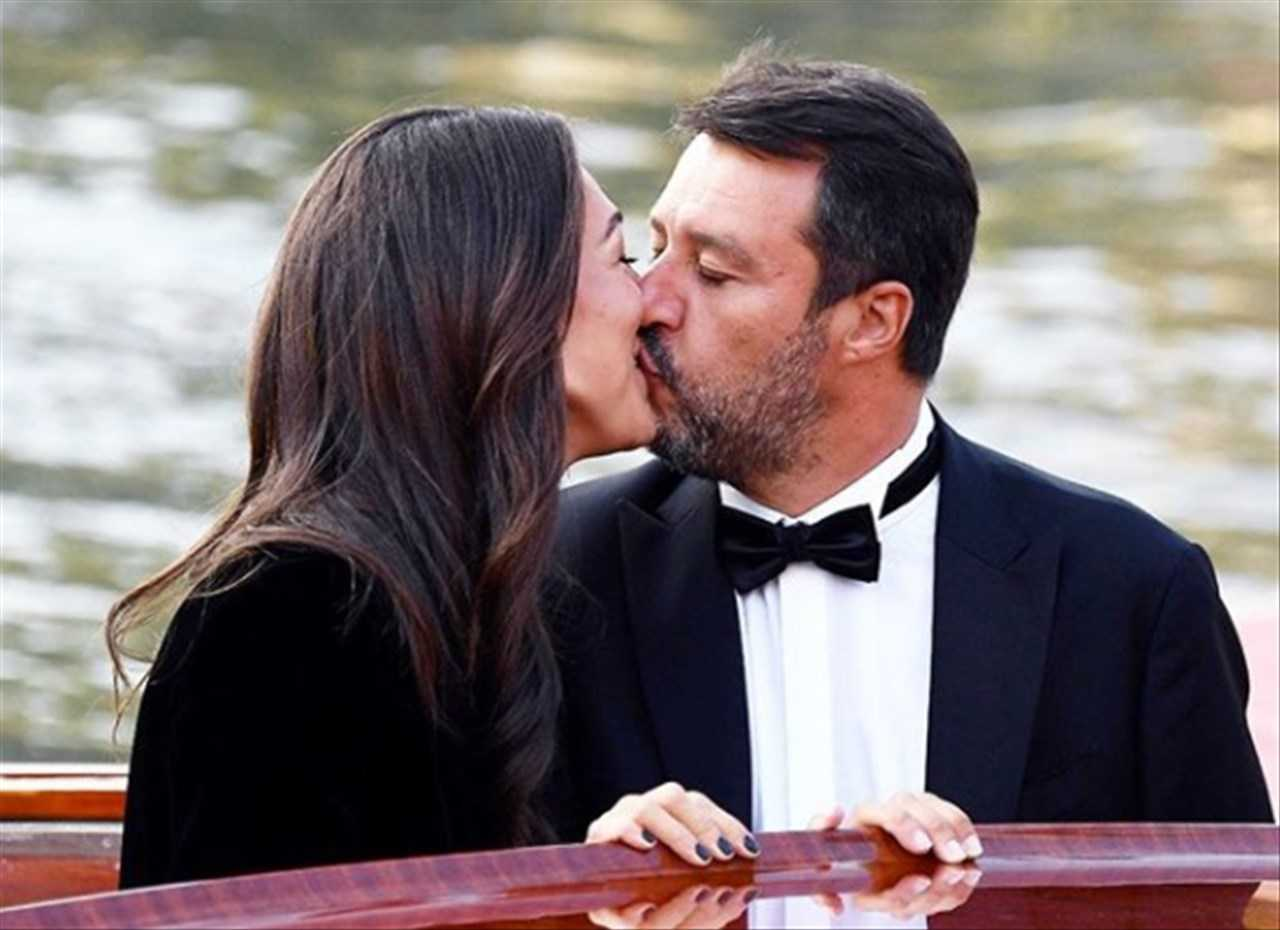 Matteo Salvini venezia