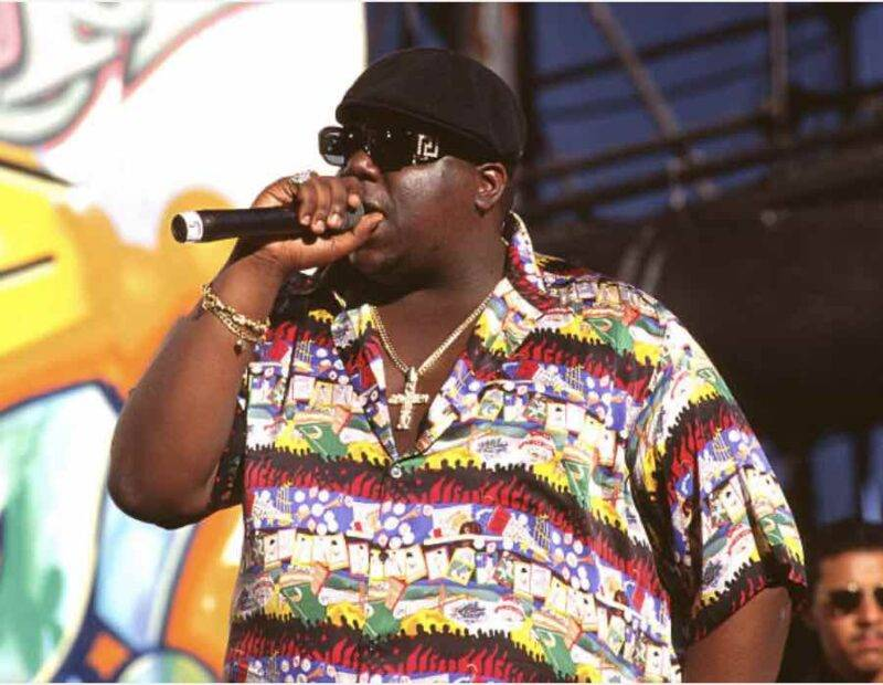 Notorious B.I.G., la sua corona finisce all'asta (Getty Images)