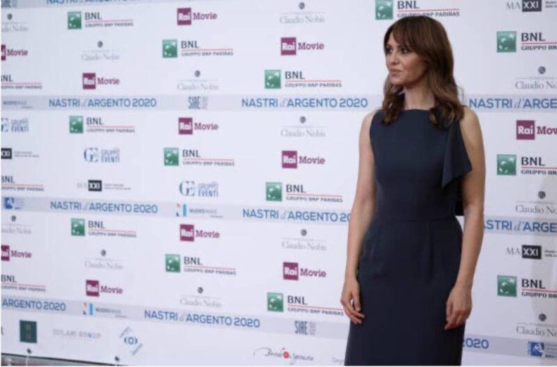 Paola Cortellesi, esordio nel giallo seriale con Petra (Getty Images)