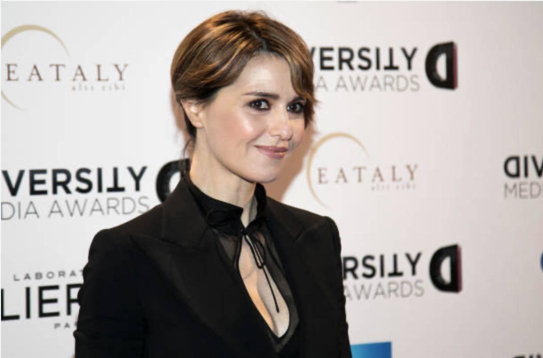 Paola Cortellesi nella serie tv Sky