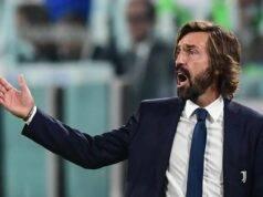 Pirlo, prima vittoria da allenatore con la Juventus (Getty Images)