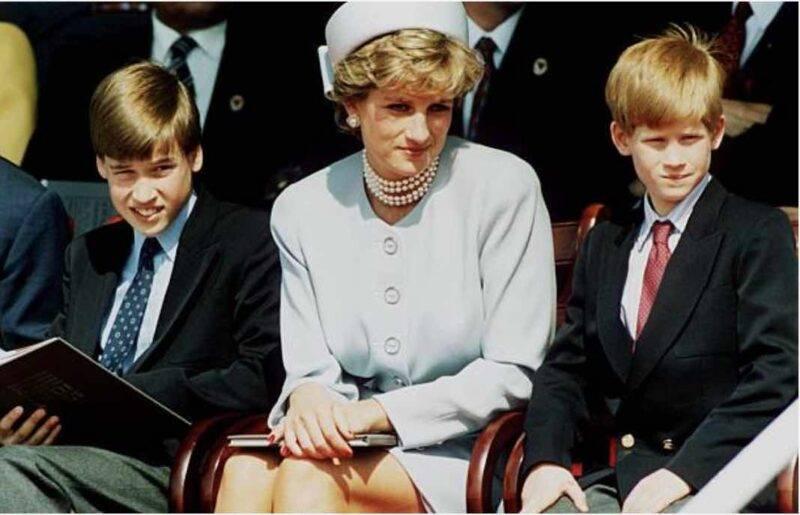 Principe Harry, 36 anni e il ricordo di mamma Diana (Getty Images)