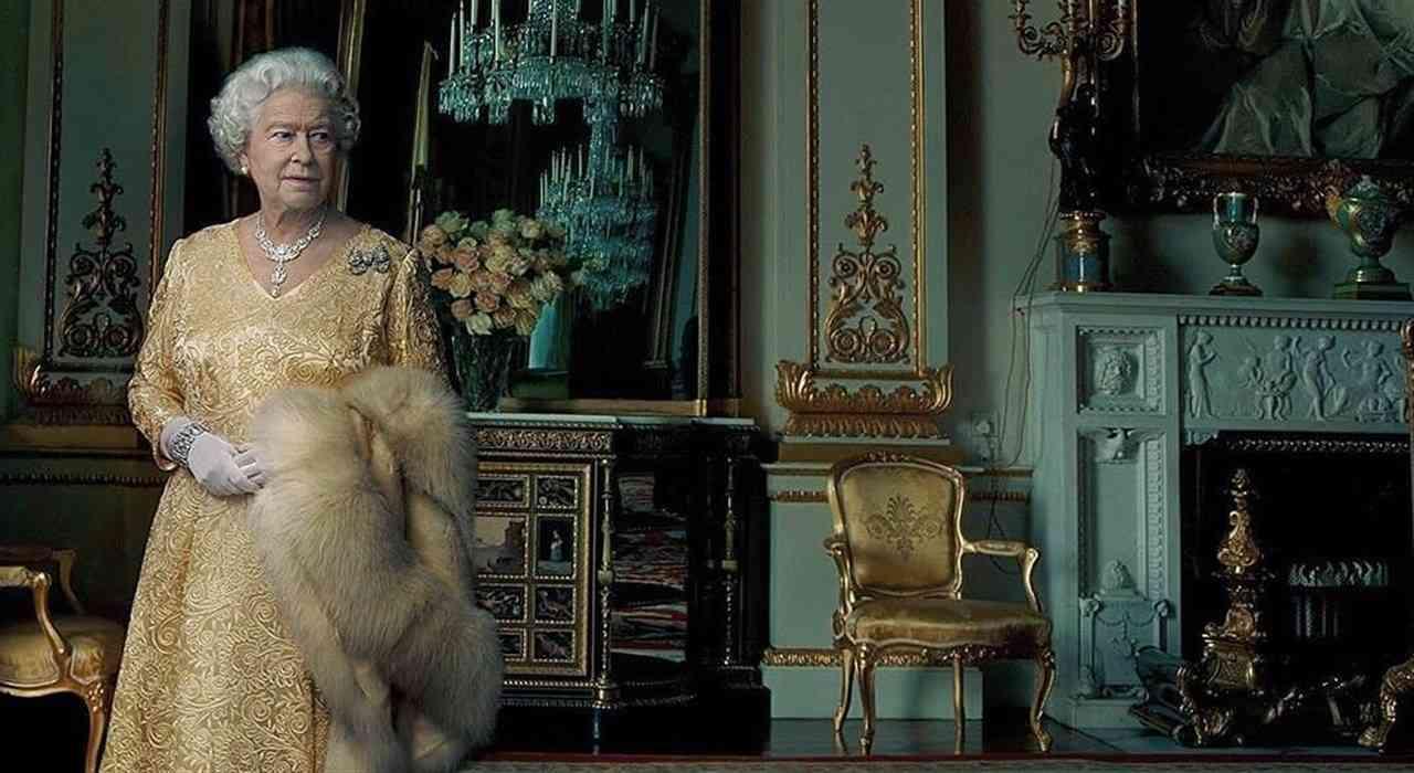 Regina Elisabetta Londra