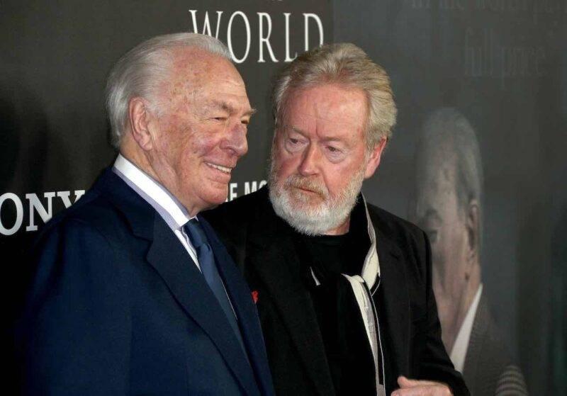 """Ridley Scott al lavoro su un nuovo capitolo di """"Alien"""" (Getty Images)"""