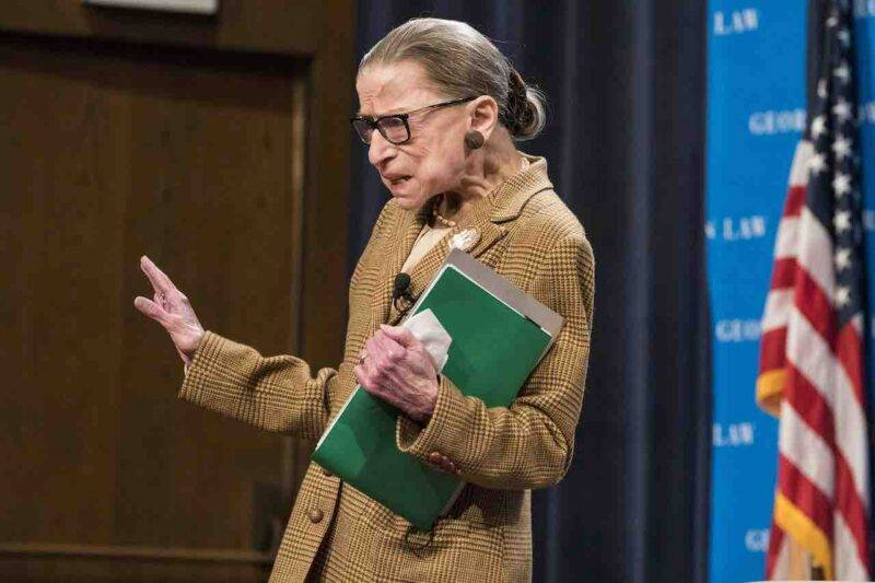 USA in lutto, è morta Ruth Bader Ginsburg (Getty Images)