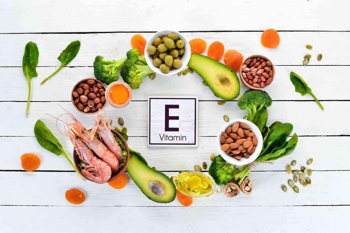 Vitamina E: benefici
