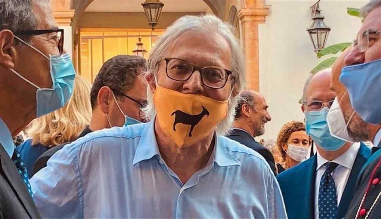 Vittorio Sgarbi venezia