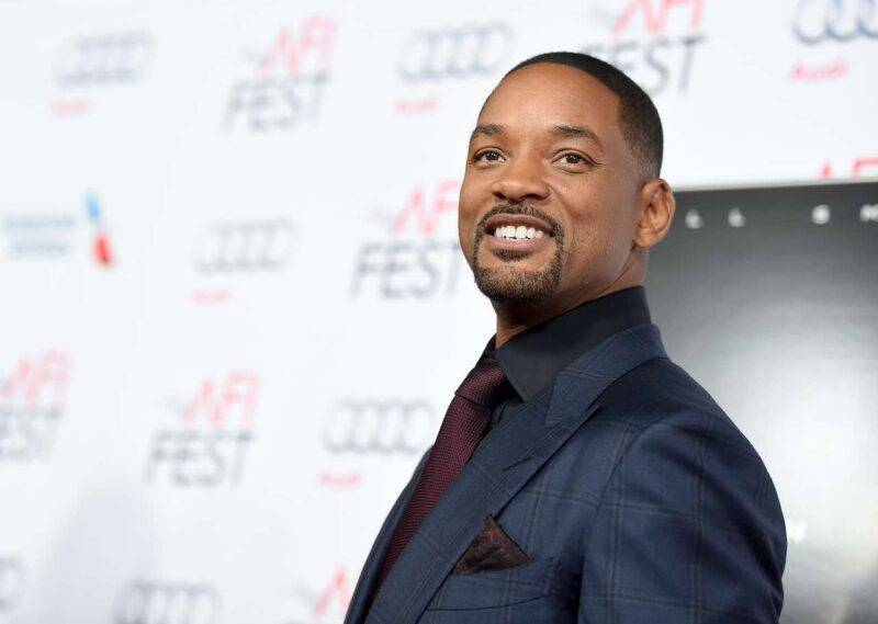 """Will Smith annuncia un episodio inedito di """"Willy - Il principe di Bel-Air"""" (Getty Images)"""