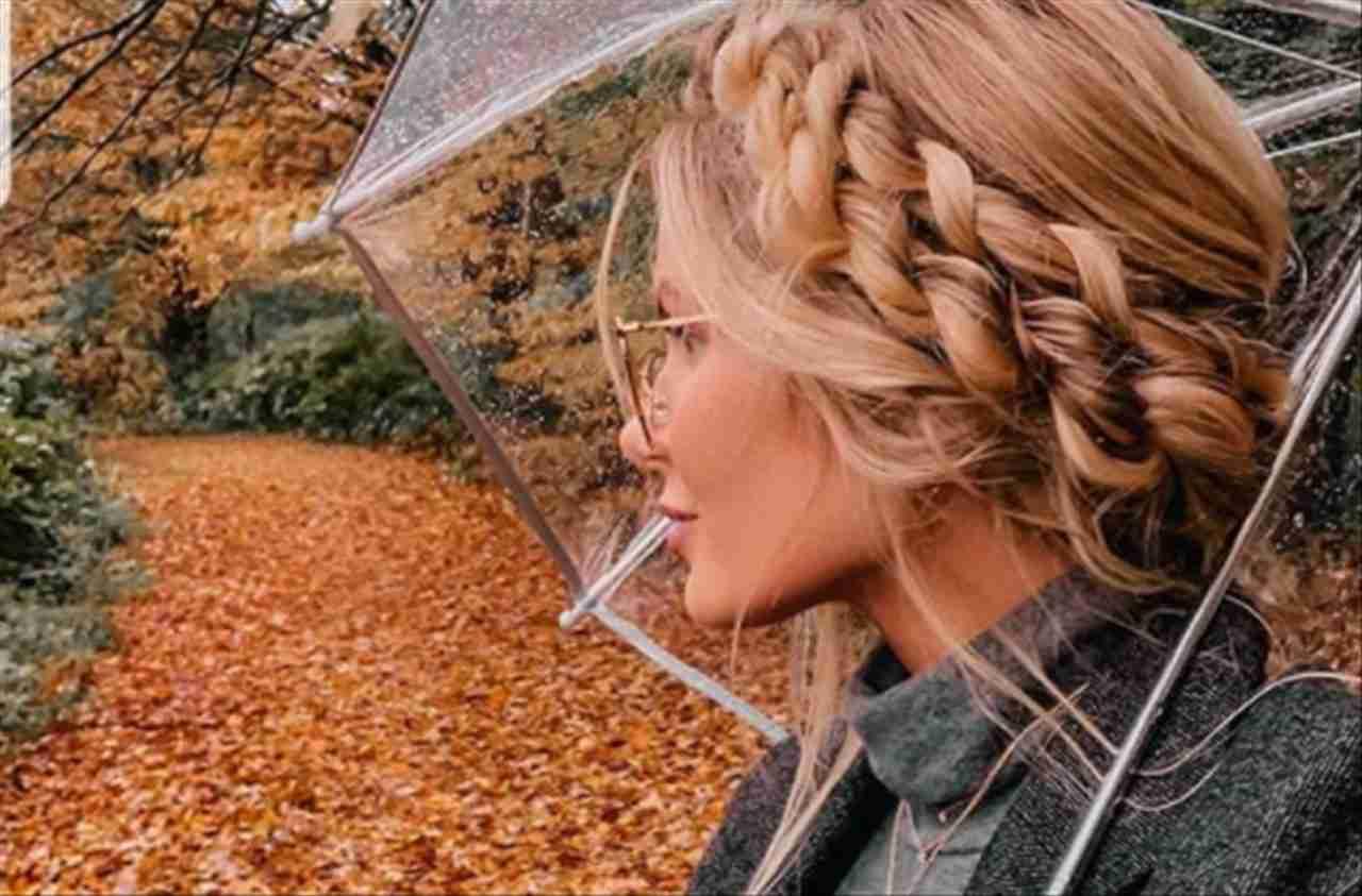 autunno cadono capelli