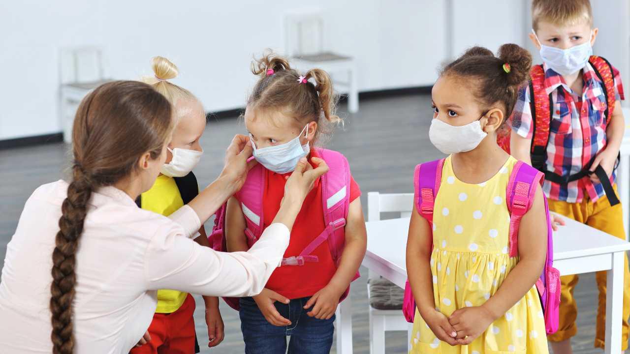 villani test rapidi per rientro a scuola bambini