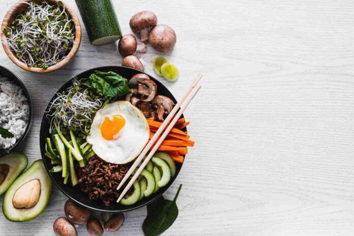 bibimbap il piatto unico coreano