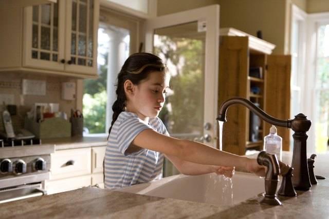 Bambini: come insegnare l'igiene personale