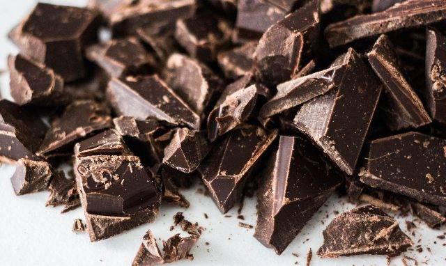 Cioccolato fondente torta tenerina