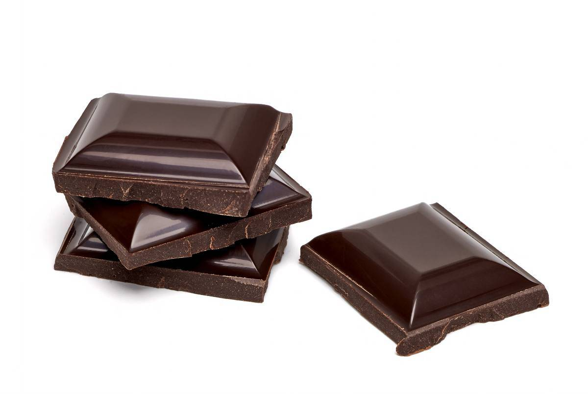 allerta per cioccolato fondente