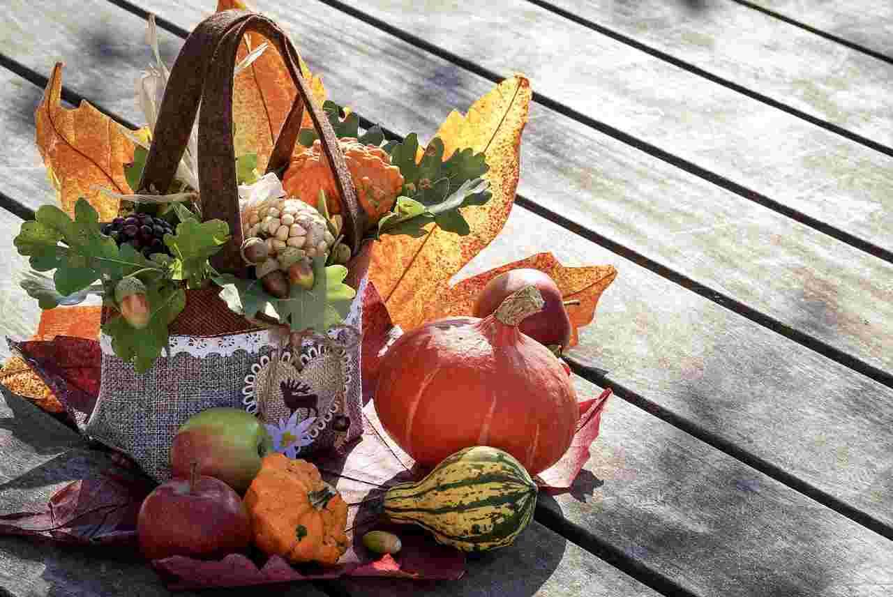 Come decorare la casa in autunno idee, immagini, video