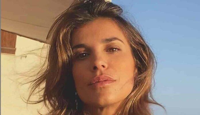 Elisabetta Canalis, fan contro la modella (Instagram)