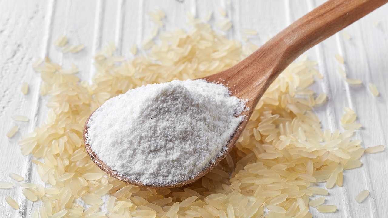 chips farina di riso