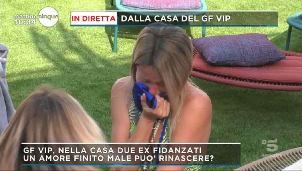 Gf Vip, Flavia Vento lascia il programma dopo 24 ore