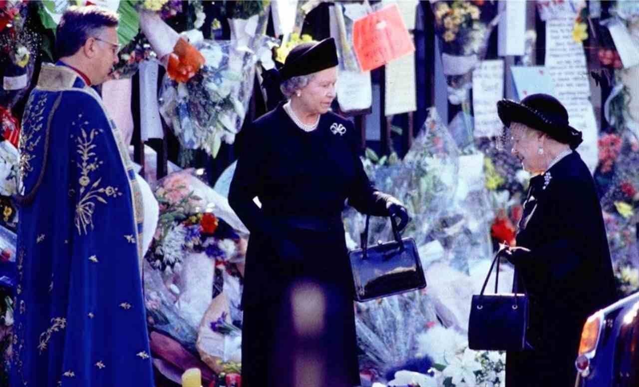 funerale di lady diana