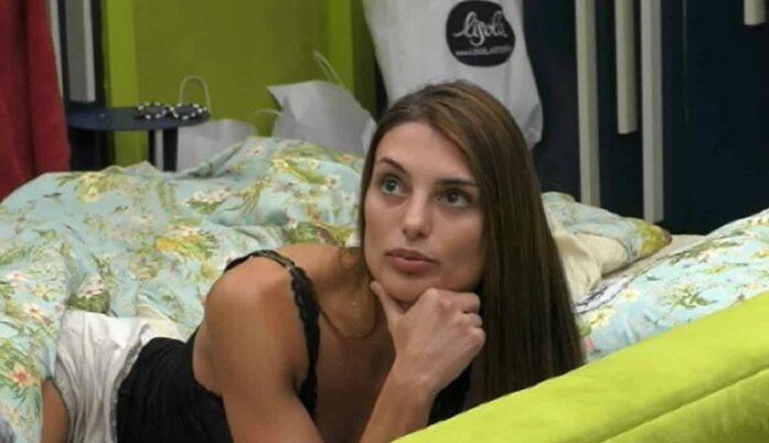 Francesca Peppe al gf vip