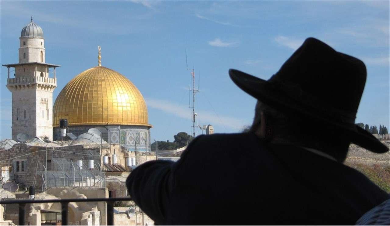 israele moschea della roccia