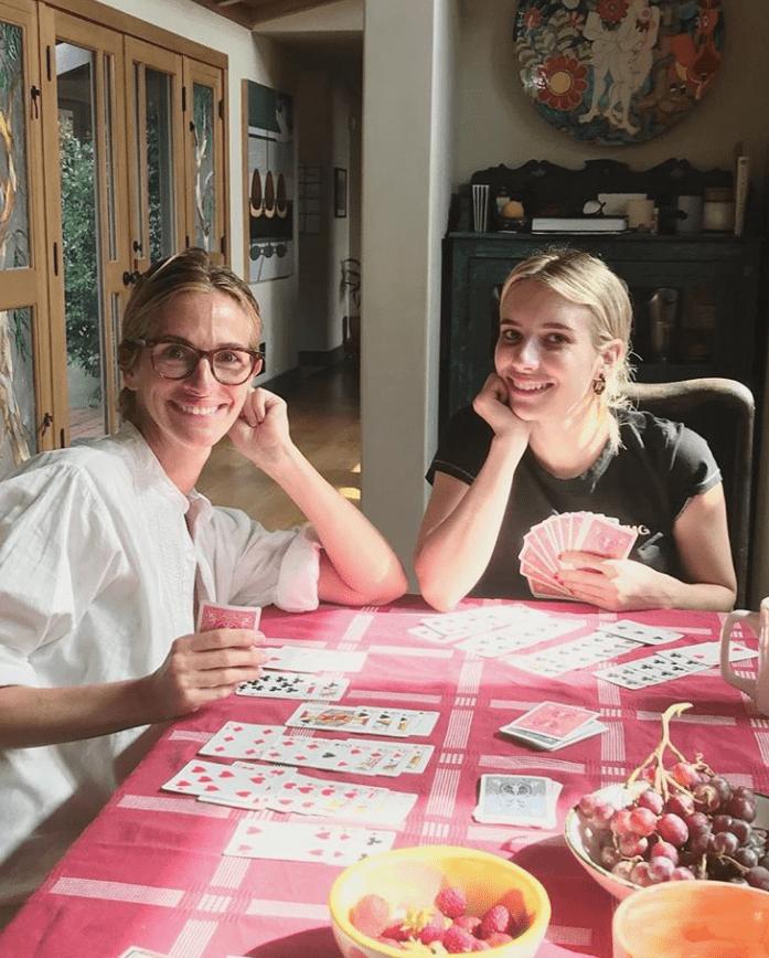 Julia Roberts e la nipote Emma
