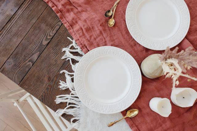 Come apparecchiare la tavola: tante atmosfere e stili da creare