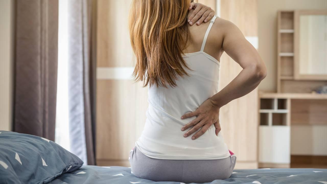 dolore schiena