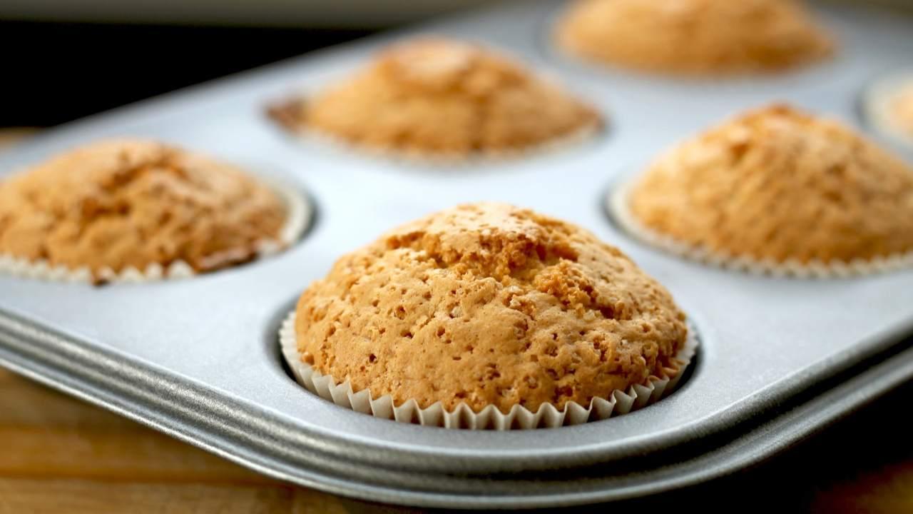 muffin americani torta o pane