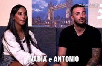 segnalazione Antonio e Nadia di Temptation Island