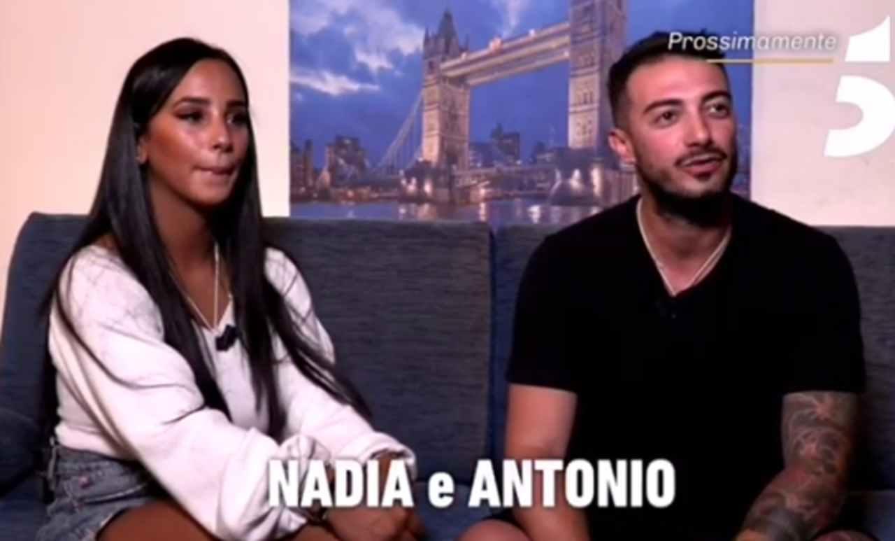 Antonio e Nadia di Temptation Island 2020