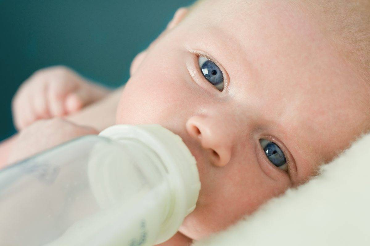 micotossine in latte artificiale