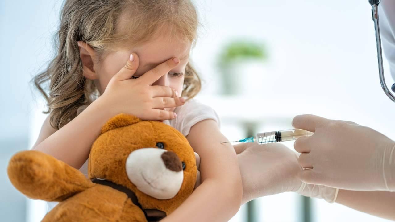 paura dottore bambini