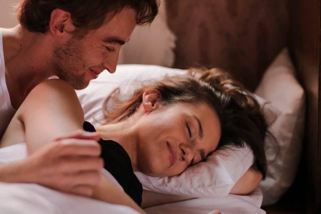 amore fisico e intimità