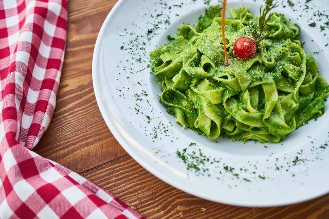 Dieta economica e leggera: pasta
