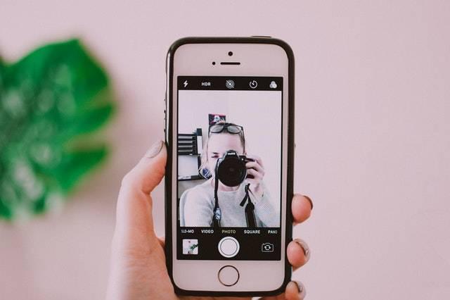 selfie perfetto su instagram